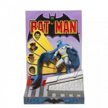 Batman 3D Comic Book Cover Figurine 6007086