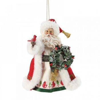 Merry Cardinal Ltd Ed HO - Jim Shore Possible Dreams 6006033