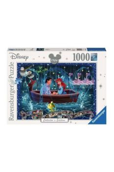 Disney Collector´s Edition Jigsaw Puzzle The Little Mermaid (1000 pieces) RAVE19745