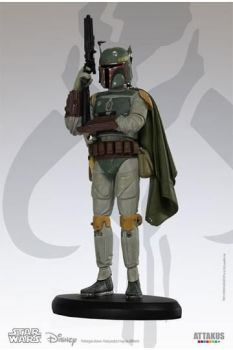 Star Wars Elite Collection Statue Boba Fett #2 21 cm ATASW034