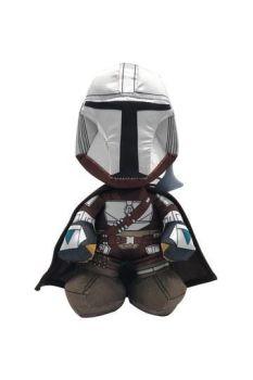Star Wars: The Mandalorian Plush Figure Warrior 25 cm SIM6315875777
