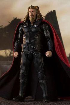 Avengers: Endgame S.H. Figuarts Action Figure Thor Final Battle Edition 17 cm BTN60890-1