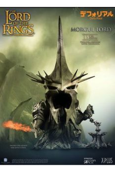 Lord of the Rings: The Return of the King Defo-Real Series Statue Morgul Lord 15 cm STACSA6039