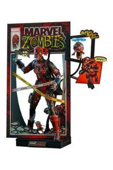 Marvel Zombies Comic Masterpiece Action Figure 1/6 Zombie Deadpool 31 cm HOT907337
