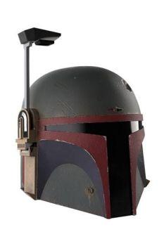 Star Wars The Mandalorian Black Series Electronic Helmet Boba Fett (Re-Armored) HASF5281