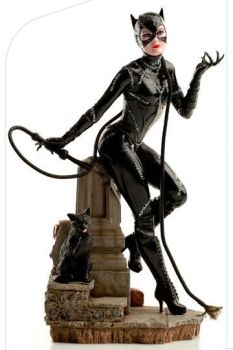 Batman Returns Art Scale Statue 1/10 Catwoman 20 cm IS13484