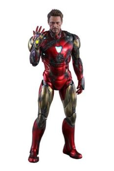Avengers: Endgame MMS Diecast Action Figure 1/6 Iron Man Mark LXXXV Battle Damaged Ver. 32 cm HOT904923