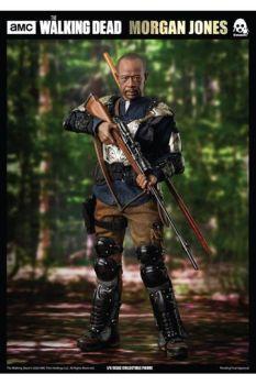 The Walking Dead Action Figure 1/6 Morgan Jones 30 cm 3Z0099