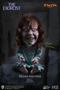 The Exorcist Defo-Real Series Statue Regan MacNeil 15 cm STACSA6041
