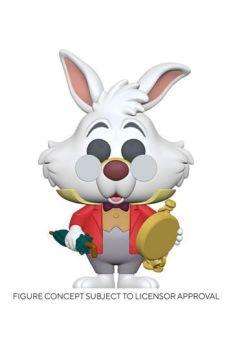 Alice in Wonderland POP! Disney Vinyl Figure White Rabbit w/Watch 9 cm FK55739