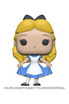 Alice in Wonderland POP! Disney Vinyl Figure Alice Curtsying 9 cm FK55734