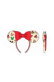 Disney by Loungefly Headband M&M Christmas Cookies LF-WDHB0080