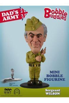 Dad's Army Bobble-Head Sergeant Wilson 8 cm BCDA0002