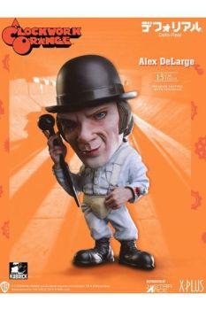 A Clockwork Orange Defo-Real Series Statue Alex DeLarge 15 cm STACSA6040