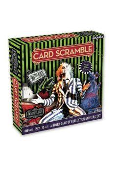 Beetlejuice Board Game Card Scramble *English Version* NMR97510