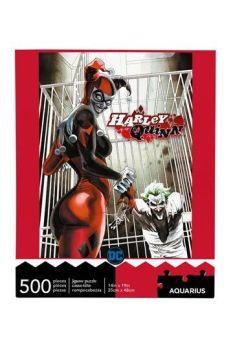 DC Comics Jigsaw Puzzle Harley Quinn & Joker (500 pieces) NMR62146