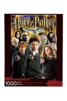 Harry Potter Jigsaw Puzzle Collage (1000 pieces) NMR65291