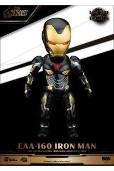 Avengers Infinity War Egg Attack Action Figure Iron Man Mark 50 Limited Edition 16 cm BKDEAA-160