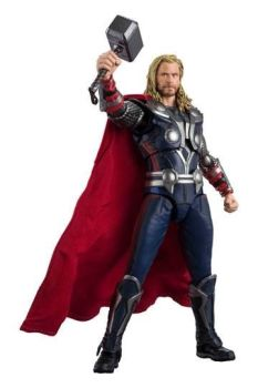 Avengers S.H. Figuarts Action Figure Thor (Avengers Assemble Edition) 17 cm BTN61285-4