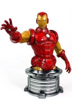 Marvel Bust Iron Man 17 cm SMB008