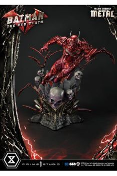 Dark Nights: Metal Statue 1/3 The Red Death 75 cm P1SMMDCMT-07