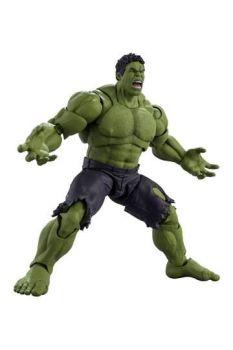 Avengers S.H. Figuarts Action Figure Hulk (Avengers Assemble Edition) 20 cm BTN61292-2