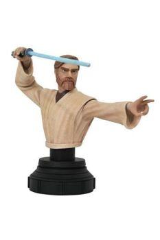 Star Wars The Clone Wars Bust 1/7 Obi-Wan Kenobi 15 cm GENTJUN201788