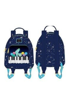 Disney by Loungefly Backpack Soul AOP heo Exclusive LF-WDBK1273