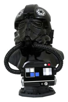 Star Wars The Clone Wars Legends in 3D Bust 1/2 TIE Pilot 25 cm GENTMAR212002