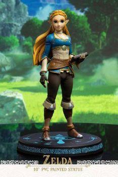 The Legend of Zelda Breath of the Wild PVC Statue Zelda 25 cm F4FBOTWZS