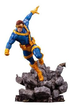 Marvel Comics Fine Art Statue 1/6 Cyclops 40 cm KTOMK317