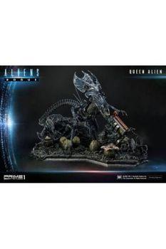 Aliens Premium Masterline Series Statue Queen Alien Battle Diorama 71 cm P1SPMDHAL-03