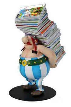 Asterix Collectoys Statue Obelix 21 cm P00124