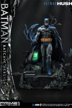 Batman Hush Statue 1/3 Batman Batcave Version 88 cm P1SMMDCBH-05