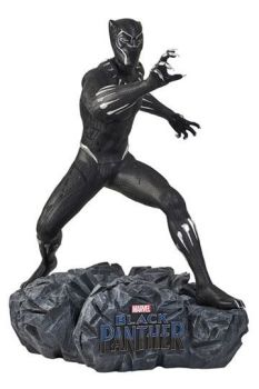 Black Panther Life-Size Statue Black Panther 175 cm MM-BLACKPANTHER