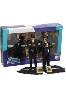Blues Brothers Movie Icons Statue 2-Pack Jake & Elwood 18 cm SDTUNI89074