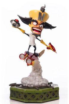 Crash Bandicoot 3 Statue Dr. Neo Cortex 55 cm F4FDRNCST