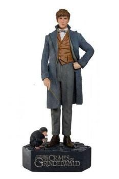 Fantastic Beasts 2 Life-Size Statue Newt Scamander 215 cm MM-NE-FB2-1