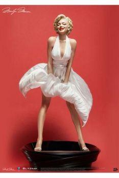 Marilyn Monroe Superb Scale Hybrid Statue 1/4 Marilyn Monroe 46 cm BW-SS20801