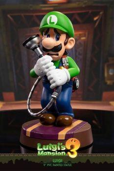 Luigi's Mansion 3 PVC Statue Luigi 23 cm F4FLM03ST