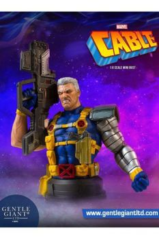Marvel Bust 1/6 Cable 24 cm GENT80879