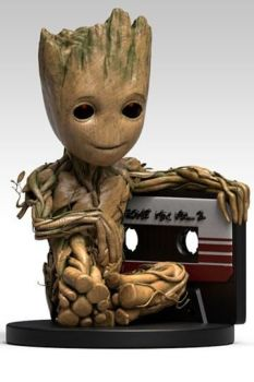 Guardians of the Galaxy 2 Coin Bank Baby Groot 17 cm BBSMO13