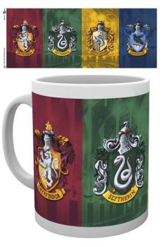 Harry Potter Mug All Crests GYE-MG1158