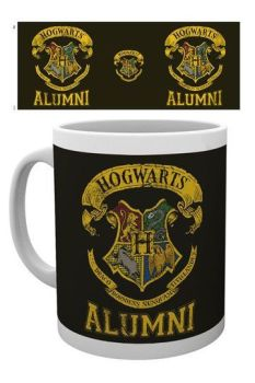 Harry Potter Mug Hogwarts Alumni GYE-MG2986