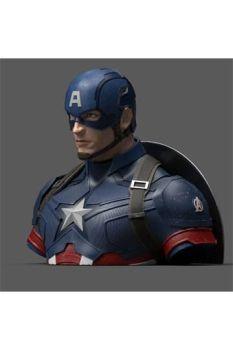 Avengers Endgame Coin Bank Captain America 20 cm BBSM015