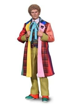 Doctor Who Collector Figure Series Action Figure 1/6 6th Doctor (Colin Baker) Limited Edition 30 cm BCDW0126