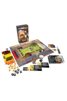 Back to the Future Funkoverse Board Game 2 Character Expandalone 100 *English Version* FK46068