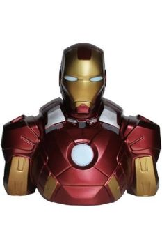 Marvel Comics Coin Bank Iron Man 22 cm BBSM002
