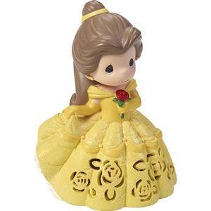 Disney Belle LED Light Up Musical Figurine, Resin 183472