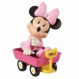 Disney Baby Minnie Mouse Figurine, Dreams And Wonder, Bisque Porcelain 153700